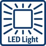 Đèn LED: giữ cho đồ đạc trong tủ lạnh của bạn được chiếu sáng.