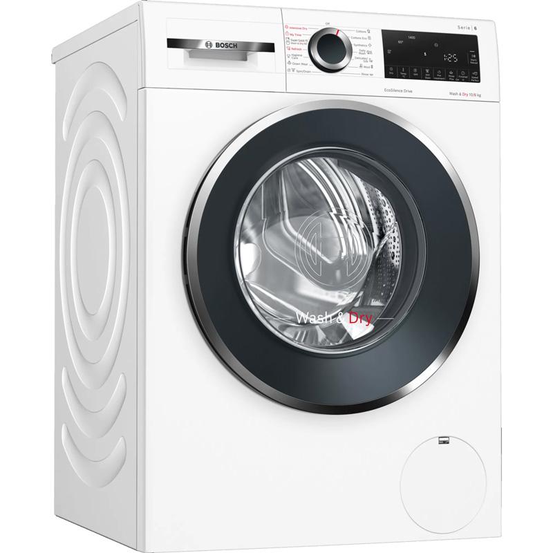 Không sợ quên đồ giặt nhờ tính năng Reload