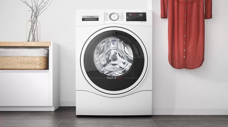 Nhắc vệ sinh lồng giặt