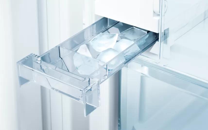 Đối với đồ uống hoàn toàn mát mẻ: The Ice-Twister.